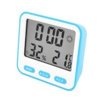 Термометр с гигрометром 854 Lux. 32095