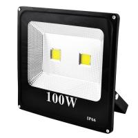 Прожектор SLIM YT-100W 2COB, 9000Lm, IP66 (влагозащита) - 32, премиум-класс. 32052