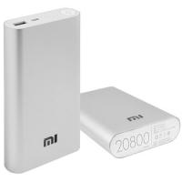 Power Bank MI 20800mAh USB(2A), индикатор заряда (9600mAh) Lux. 31627