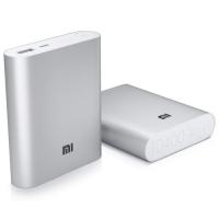 Power Bank MI 10400 mAh USB(2A), индикатор заряда (4800mAh) Lux. 31626
