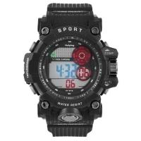 Часы наручные HY-972, электронные, с подсветкой Lux. 32759