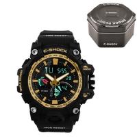 Часы наручные C-SHOCK GW-3000 Black-Gold, Box. 32715