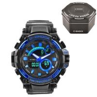 Часы наручные C-SHOCK GW-3500 Black-Blue, Box. 32718