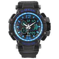 Часы наручные C-SHOCK GW-4000 Black-Blue. 32722
