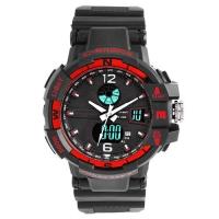 Часы наручные C-SHOCK GWA-1100 Black-Red. 32736
