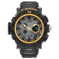 Часы наручные C-SHOCK MTG-S1000 Вlack-Gold. 32755