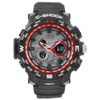 Часы наручные C-SHOCK MTG-S1000 Вlack-Red. 32757