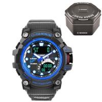 Часы наручные C-SHOCK GWN-Q1000 Black-Blue, Box. 32750