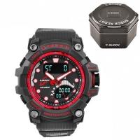 Часы наручные C-SHOCK GWN-Q1000 Black-Red, Box. 32753