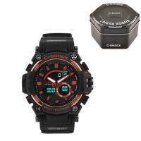 Часы наручные C-SHOCK GW-3500 Black-Orange, Box. 32720
