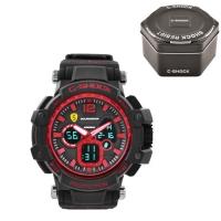 Часы наручные C-SHOCK GW-4500 Black-Red, Box. 32734