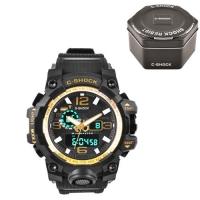 Часы наручные C-SHOCK GWG-1000A Black-Gold, Box. 32737