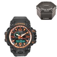 Часы наручные C-SHOCK GWG-1000A Black-Orange, Box. 32738