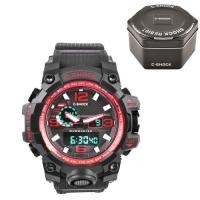 Часы наручные C-SHOCK GWG-1000A Black-Red, Box. 32739