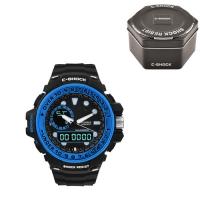 Часы наручные C-SHOCK GWN-1000GB Black-Blue, Box. 32745