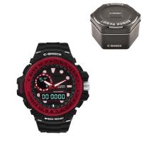 Часы наручные C-SHOCK GWN-1000GB Black-Red, Box. 32748