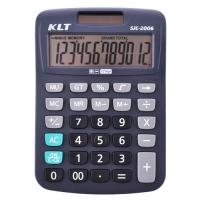 Калькулятор KLT SJC-2006-12, солнечная батарея Lux. 31951