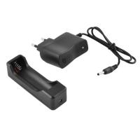 Зарядное устройство HD-8007, 1x18650, 220V Lux. 31911