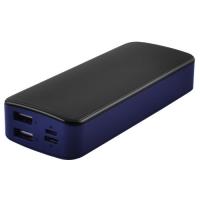 Power Bank JS-12 UNIVERSAL HIGH SPEED 8000mAh 2USB(1A+2A)+1Micro USB+ 1Type-C цифровой дисплей (3000mAh) Lux. 31622