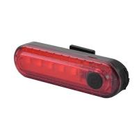 Фонарь велосипедный BSK-2275/HJ-056-5SMD, ЗУ micro USB, встроенный аккумулятор, Waterproof Lux. 32419