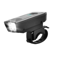 Фонарь велосипедный YC-1803-XPE, ЗУ micro USB, встроенный аккумулятор Lux. 32446