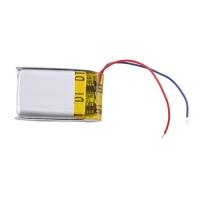 Аккумулятор для кейсов bluetooth наушников Li-Ion 502030, 500mAh с драйвером Lux. 31704