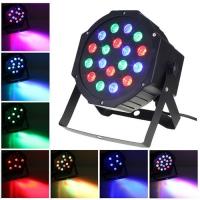 Лазер диско Lux PAR mini, 18LED RGB, 220V. 31992