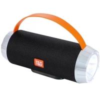 Bluetooth-колонка T&G UBL TG501, c функцией speakerphone, радио, black. 31583