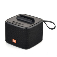 Bluetooth-колонка SPS UBL TG801, c функцией speakerphone, радио, black. 31600
