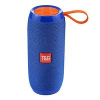 Bluetooth-колонка SPS UBL TG106, c функцией speakerphone, радио, blue. 31524