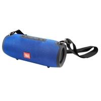 Bluetooth-колонка T&G UBL TG118, c функцией speakerphone, радио, blue. 31539