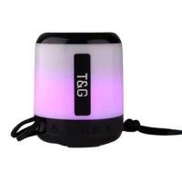 Bluetooth-колонка SPS UBL TG156, c функцией speakerphone, радио, black. 31563