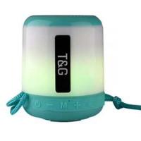 Bluetooth-колонка SPS UBL TG156, c функцией speakerphone, радио, green. 31564