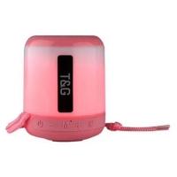 Bluetooth-колонка SPS UBL TG156, c функцией speakerphone, радио, pink. 31565