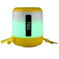 Bluetooth-колонка SPS UBL TG156, c функцией speakerphone, радио, yellow. 31567