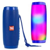 Bluetooth-колонка T&G UBL TG157, c функцией speakerphone, радио, blue. 31569