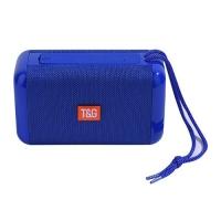 Bluetooth-колонка SPS UBL TG163, c функцией speakerphone, радио, blue. 31571
