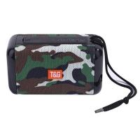 Bluetooth-колонка SPS UBL TG163, c функцией speakerphone, радио, camouflage. 31572