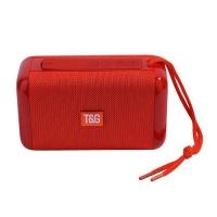 Bluetooth-колонка SPS UBL TG163, c функцией speakerphone, радио, red. 31574