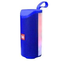Bluetooth-колонка T&G UBL TG169, c функцией speakerphone, радио, blue. 31579