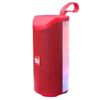 Bluetooth-колонка T&G UBL TG169, c функцией speakerphone, радио, red. 31581