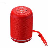 Bluetooth-колонка SPS UBL TG517, c функцией speakerphone, радио, red. 31591