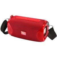 Bluetooth-колонка SPS UBL TG532, c функцией speakerphone, радио, PowerBank, red. 31595