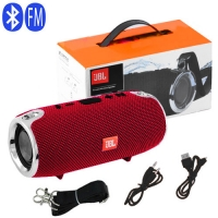 Bluetooth-колонка JBL XTREME MINI, c функцией speakerphone, радио, red. 31507