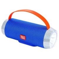 Bluetooth-колонка T&G UBL TG501, c функцией speakerphone, радио, blue. 31584