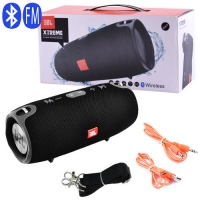 Bluetooth-колонка JBL XTREME SMALL, c функцией speakerphone, PowerBank, black. 31509