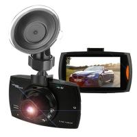 """Автомобильный видеорегистратор Lux 188, LCD 2.4"""", VGA, 1080P Full HD. 31665"""
