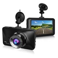 """Автомобильный видеорегистратор Lux T679, LCD 3"""", Angel Lens, 1080P Full HD, металлический корпус. 31682"""