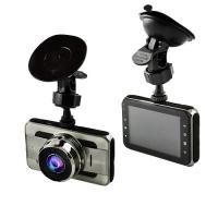 """Автомобильный видеорегистратор Lux T669, LCD 3"""", Angel Lens, 1080P Full HD, HDMI, металл. корпус. 31680"""