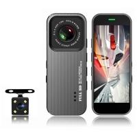"Автомобильный видеорегистратор Lux 701, LCD 3.19"", 1080P Full HD, Parking Monitor, металл. корпус. 31674"